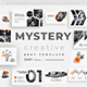 Mystery - Orange Creative Powerpoint Template - GraphicRiver Item for Sale