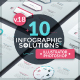 Infographic Solutions. Part 18 - GraphicRiver Item for Sale