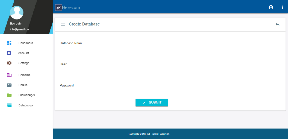 Advance Cpanel Hosting Manager