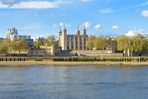 Tower of London - Stock Photo - Images