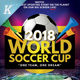 World Soccer Cup Flyer Templates - GraphicRiver Item for Sale