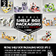 Retail Shelf Box Packaging Mockups 2 - GraphicRiver Item for Sale