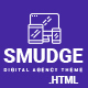 Smudge - Creative Portfolio HTML 5 Template - ThemeForest Item for Sale