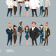 Business Characters Collection - GraphicRiver Item for Sale