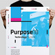 Purpose Poster / Flyer Template - GraphicRiver Item for Sale