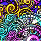 Colorful Ornament Background - VideoHive Item for Sale