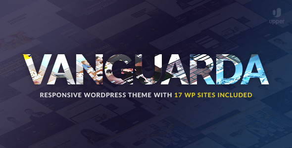 Image of Vanguarda - Responsive Multi-Purpose WordPress Theme