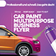 Car Paint Flyer Template - GraphicRiver Item for Sale