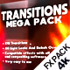 Transitions Mega Pack - VideoHive Item for Sale