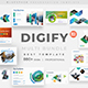Digify 3 in 1 Creative Keynote Bundle Template - GraphicRiver Item for Sale
