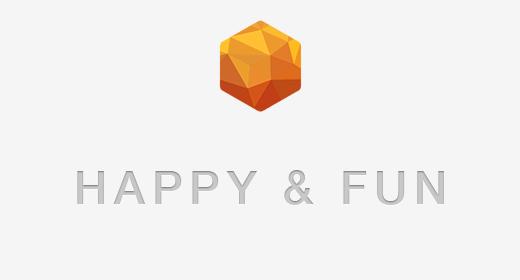 HAPPY & FUN