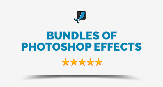 Bundles of Photoshop Effects