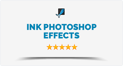 Ink Photoshop Effects