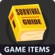Survival Items Pack - GraphicRiver Item for Sale