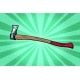 Ax Woodcutter Working Tool