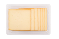 smoked cheese packaging on white background - PhotoDune Item for Sale