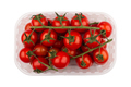 cherry tomatoes in plastic packaging - PhotoDune Item for Sale