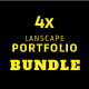 Lanscape Portfolio Bundle - GraphicRiver Item for Sale