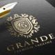 Grande - Luxurious G Letter Logo