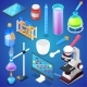 Chemistry Vector Chemical Science or Pharmacy