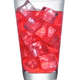 Glass of red soda isolated - PhotoDune Item for Sale