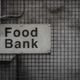 Food Bank Sign - PhotoDune Item for Sale
