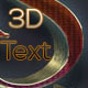 3D Text Styles R15