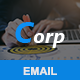 Corp - Responsive Email Template - ThemeForest Item for Sale