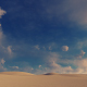 Desert and Clouds - VideoHive Item for Sale