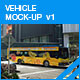 Vehicle Mock-up v1 - GraphicRiver Item for Sale