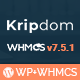 Kripdom - Responsive Web Hosting and WHMCS Themes - ThemeForest Item for Sale