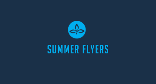SUMMER FLYERS