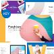 Fashion - Creative Keynote Presentation Templates - GraphicRiver Item for Sale
