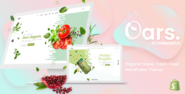 Image of Oars - 7 Fastest UI/UX Optimized Section Shopify Themes for Organic Food Stores