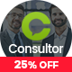 Consultor | Business Consulting WordPress Theme - ThemeForest Item for Sale