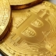 Gold Bitcoin BTC Coins Rotating - VideoHive Item for Sale
