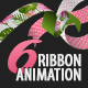 Ribbon Animation - VideoHive Item for Sale