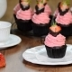 Chocolate Cupcakes with Strawberry Cream. - VideoHive Item for Sale