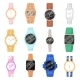 Watch Vector Wristwatch for Businessman or Fashion