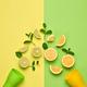 Citrus Fresh Fruit. Vegan Food Concept. Minimal - PhotoDune Item for Sale