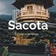 Sacota Creative Google Slide Template - GraphicRiver Item for Sale