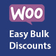 Woocommerce Easy Bulk Discounts - CodeCanyon Item for Sale