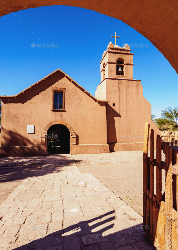 San Pedro de Atacama, Chile - Stock Photo - Images