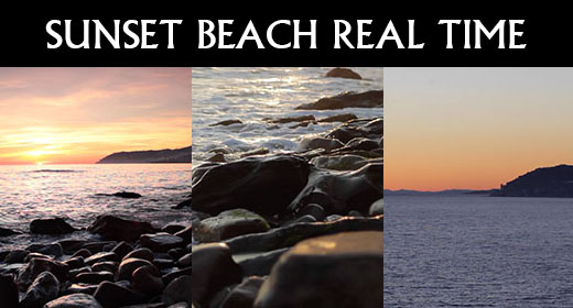 Sunset Beach Real Time