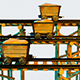 Trolleys In The Mine - VideoHive Item for Sale