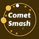Comet Smash - HTML5 Game (Construct 2)