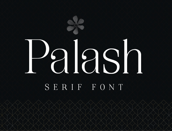 Palash - Miscellaneous Serif