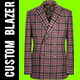 Custom Blazer Mockup - GraphicRiver Item for Sale