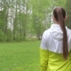 Young Woman Going Forward - VideoHive Item for Sale