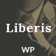 Liberis - Attorney Lawyer WordPress Theme
